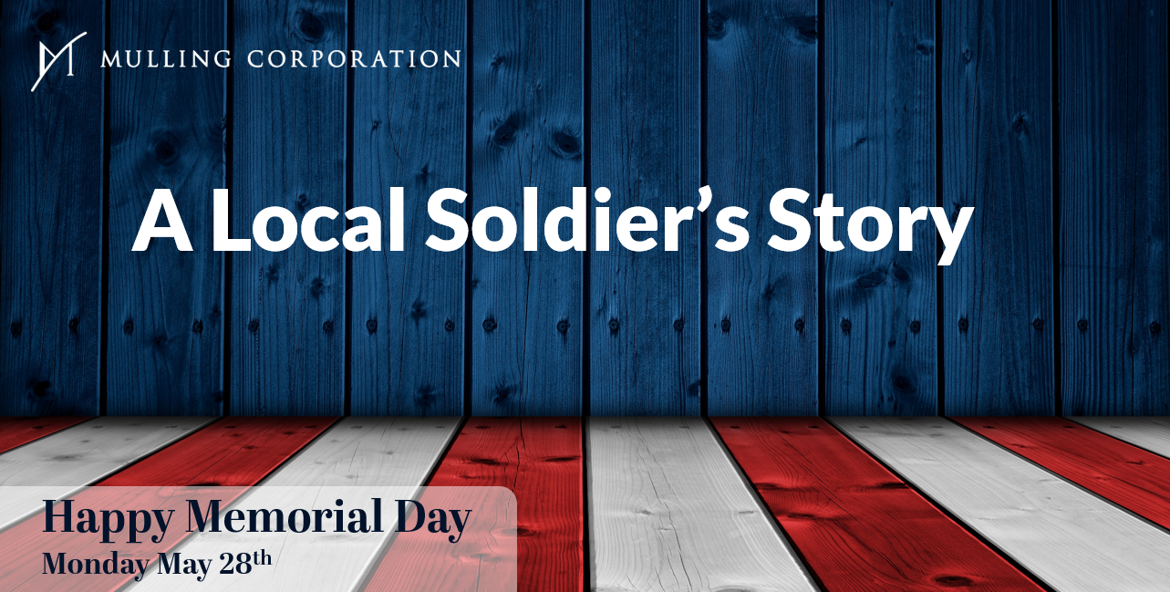 A Local Soldier's Story